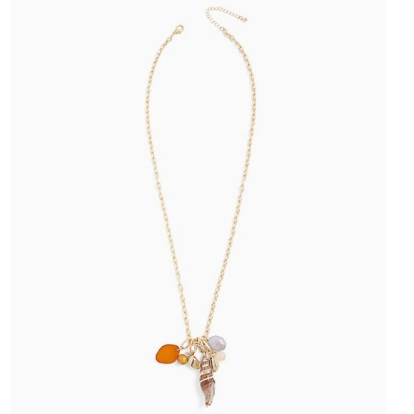 torrid Jewelry - 3/$50 NWT Torrid shell charm mermaid necklace